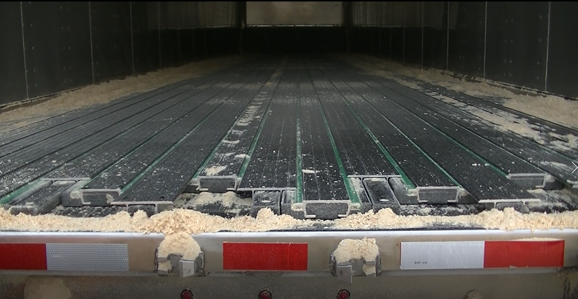 live floor slats